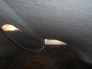 7 PROMASPRAY T isolation thermique epaisseur 210mm