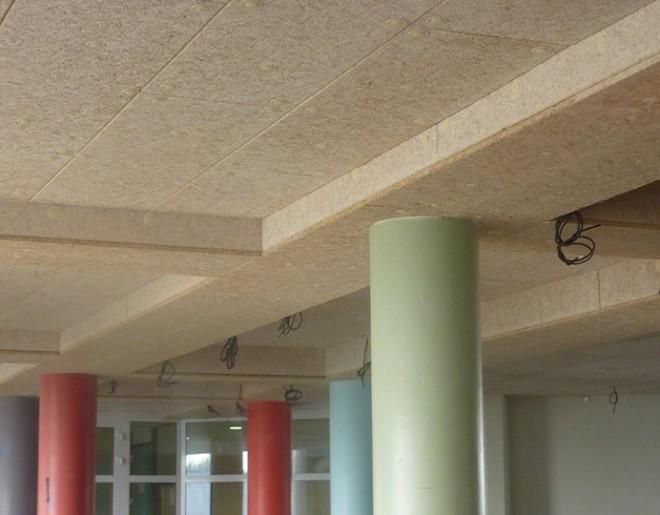 KNAUF ROCKWOOL Panneaux Isolants Fibralith et Fibracoustic