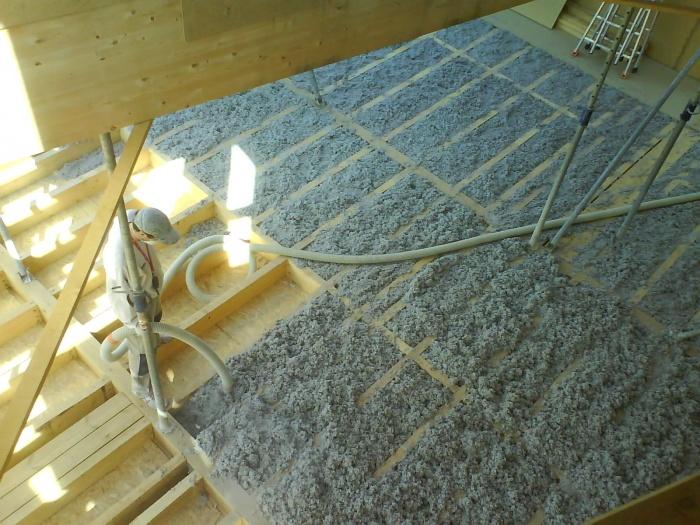 laine de verre et ouate de cellulose et tanch it l air. Black Bedroom Furniture Sets. Home Design Ideas